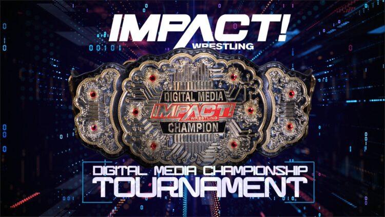 Terceiro integrante da IMPACT Digital Media Championship Match é revelado