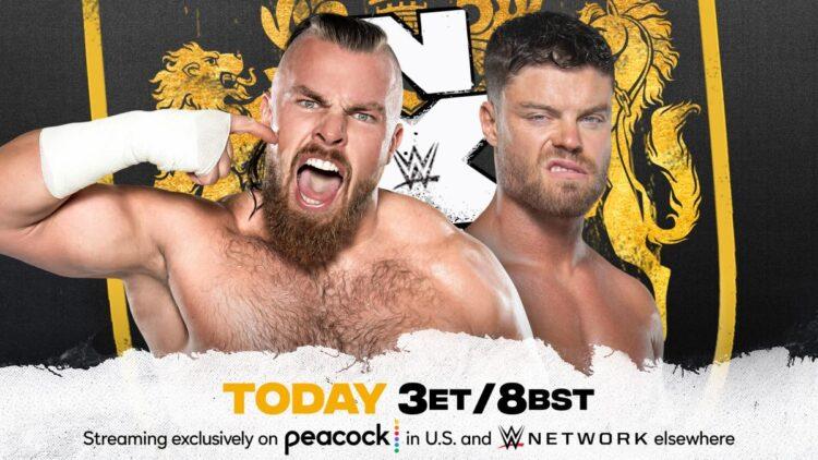 Cobertura: WWE NXT UK (30/09/2021) – Mãos de ferro!