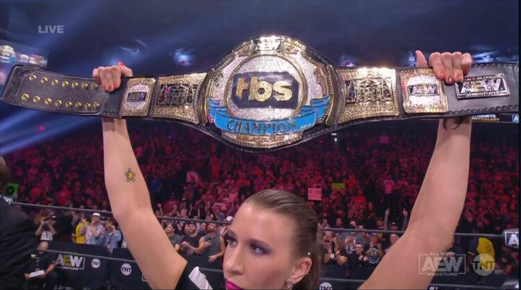 AEW anuncia a criação do TBS Championship