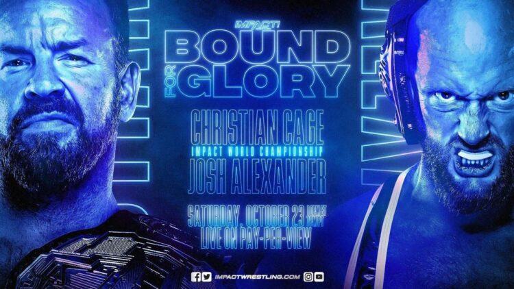 Cobertura: IMPACT Bound For Glory 2021 – Hora da nova geração!