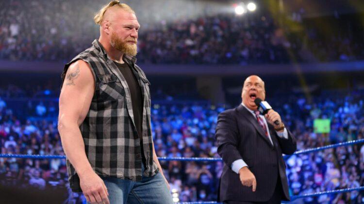 Brock Lesnar deve entrar em hiato após o WWE Crown Jewel 2021