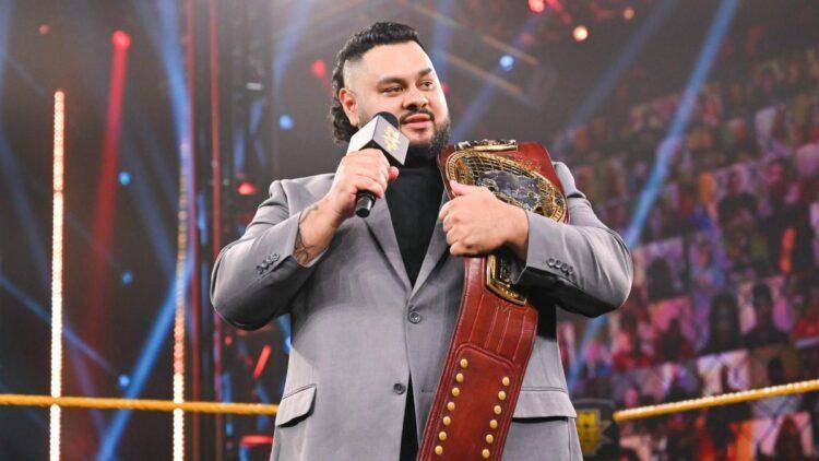 Triple H tinha grandes planos para Bronson Reed no WWE NXT