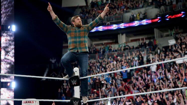 Bryan Danielson explica o real motivo para sua aposentadoria na WWE