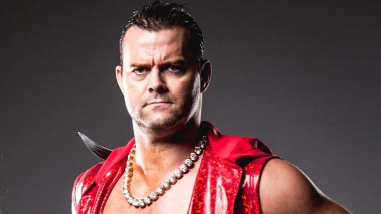 Reestreia de Harry Smith na WWE foi atrasada graças ao COVID-19
