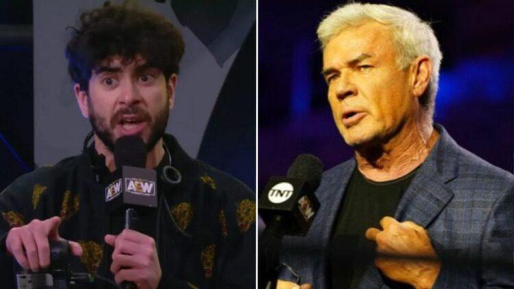 Tony Khan responde as críticas de Eric Bischoff