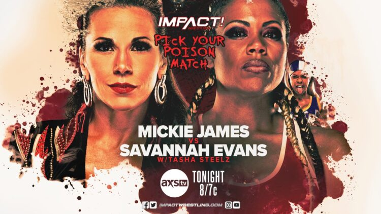 Cobertura: IMPACT Wrestling (21/10/2021) – Voltando pra casa!
