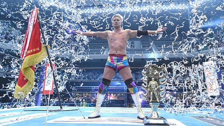 Kazuchika Okada vence o NJPW G1 Climax 31