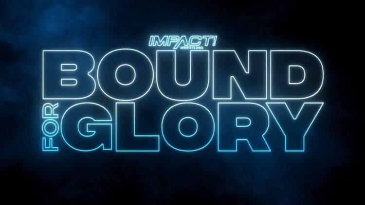 IMPACT Bound For Glory 2021: Card final do evento!