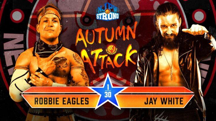 Cobertura: NJPW STRONG Autumn Attack (09/10/2021) – Lendas!