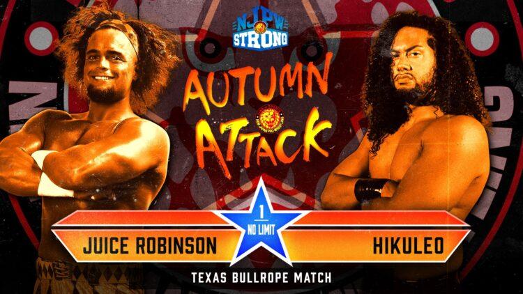 Cobertura: NJPW STRONG Autumn Attack (23/10/2021) – Até o fim!