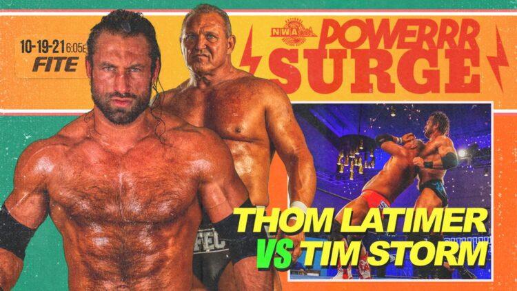 Cobertura: NWA PowerrrSurge (19/10/2021) – Acerto de contas!