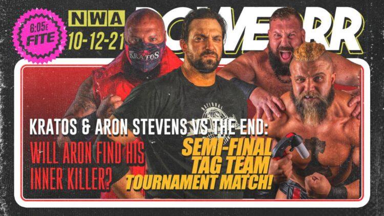 Cobertura: NWA Powerrr (12/10/2021) – Passando!