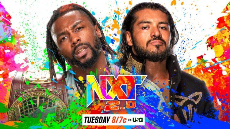 Cobertura: WWE NXT Wrestling 2.0 (12/10/2021) – Ao passo da glória!