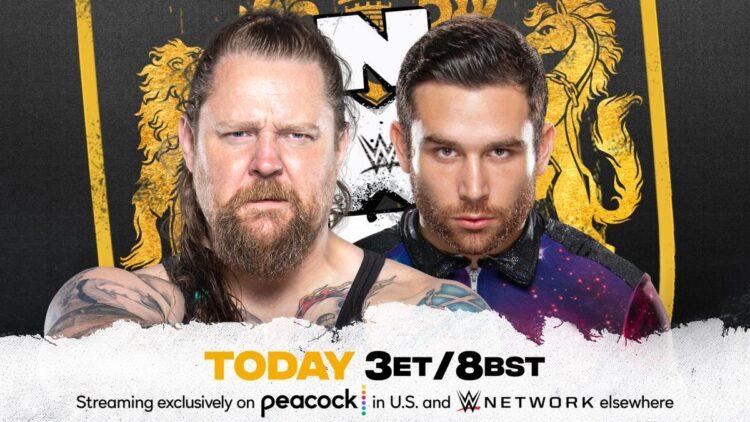 Cobertura: WWE NXT UK (07/10/2021) – Estelar!