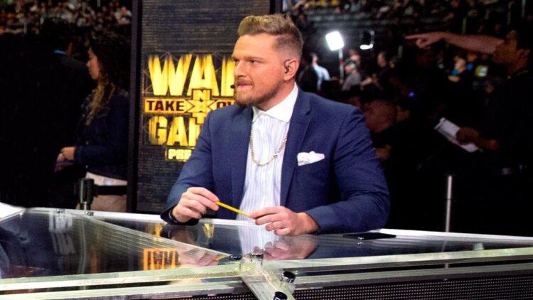 Pat McAfee presume que lutará na WWE outra vez