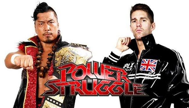 NJPW anuncia o card completo do Power Struggle 2021
