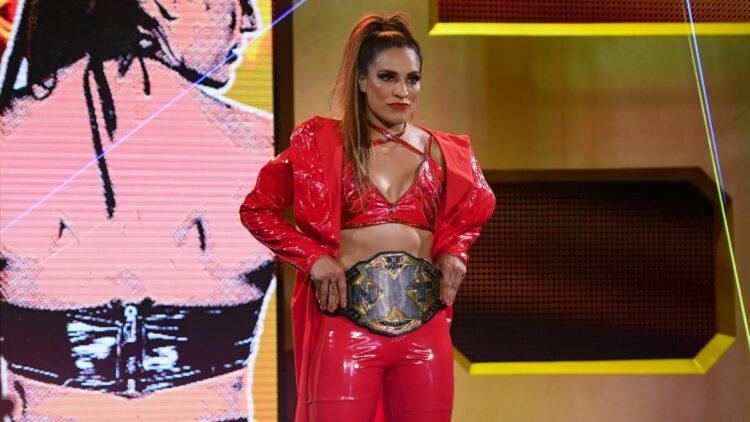 Raquel Gonzalez e Mandy Rose disputarão o NXT Women's Title no Halloween Havoc