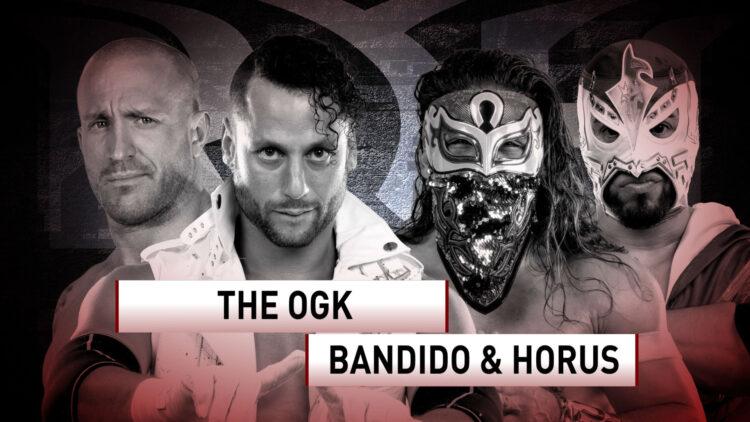 Cobertura: ROH Wrestling (11/10/2021) – Em alta!