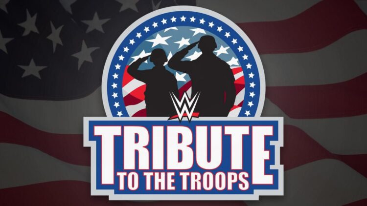 """Grandes """"spoilers"""" sobre o WWE Tribute To The Troops 2021"""