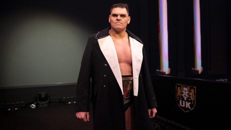 WALTER pode ser chamado para o main roster no WWE Draft