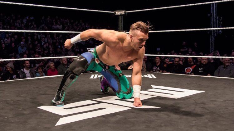 Chris Jericho tentou recrutar Will Ospreay para a AEW no começo da empresa