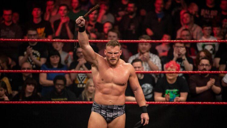 Ridge Holland é visto como o futuro da WWE por pessoas nos bastidores
