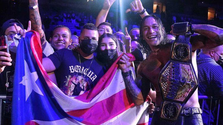 Cobertura: WWE SuperShow in San Juan (02/10/2021) – Priest!